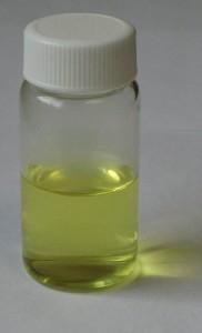 Solución de dióxido de cloro