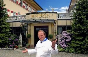 El chef estrella Michellin Heinz Winkler tiene un GIE 6000 instalado en su Hotel